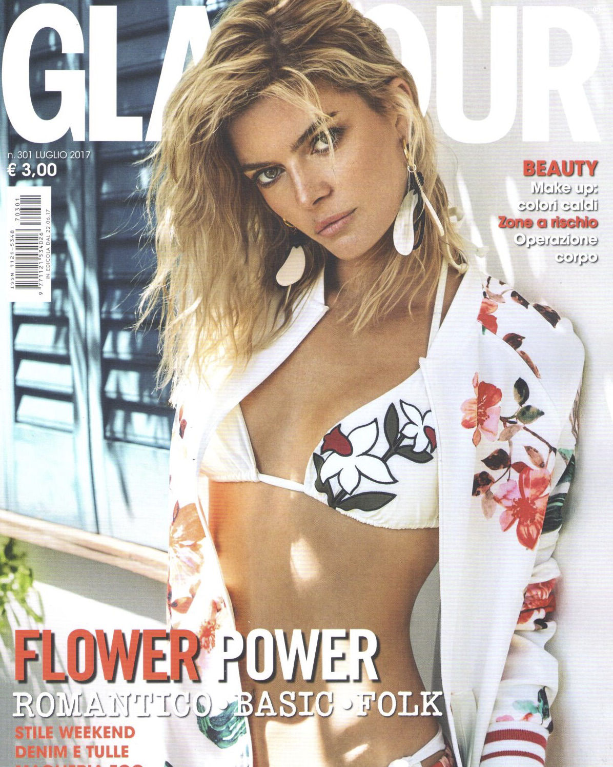 Glamour Italy 2017